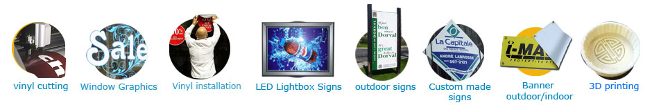 HighTech sign services